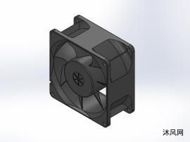 5款 80X80X38mmG系列DC軸流風機