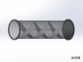 化工管道混合器