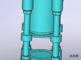 小型油压机