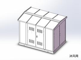 组装式箱变