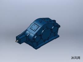 5款 SHZ(TRZ)型三环减速器  三环减速机