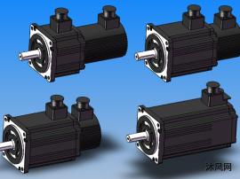 110A系列伺服电机 4种型号