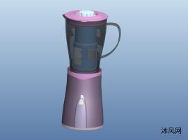 圓形榨汁機