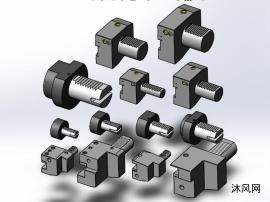 13款ZZ-系列刀夹模型