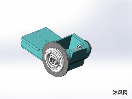 凸轮磨主轴改造
