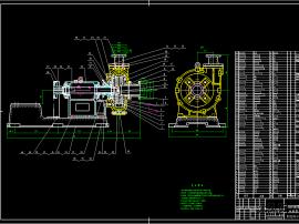80ZJ36型渣浆泵