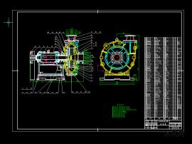 150ZJ58型渣浆泵