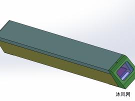 固化机灯箱机构设计