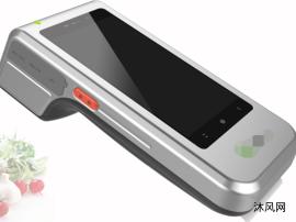 手持式安卓食品安全检测仪器