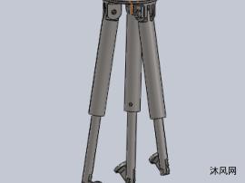 三腳架模型圖