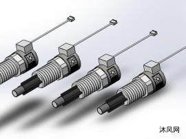 15000系列固定轴式直线步进电机