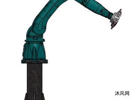 上下料机器人设计