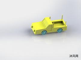 小型汽車模型