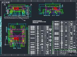 RGV小车CAD图纸