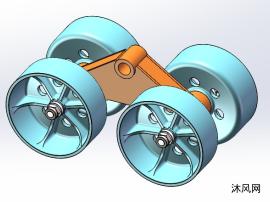 支重轮组(行走重型机械用)