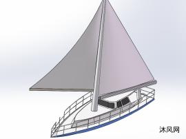 游艇設計圖紙