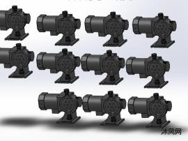 11款DJ-L系列计量泵模型