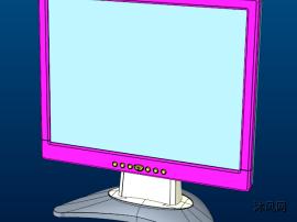 电脑显示器设计