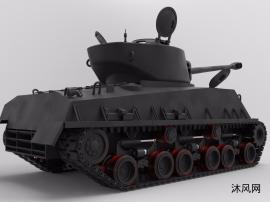 現代陸上作戰坦克戰車模型