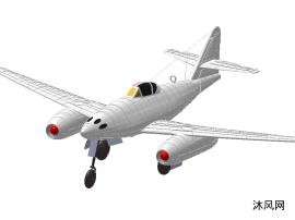 二战德国喷气机
