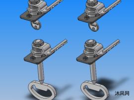 锁具系统5系列 4种规格