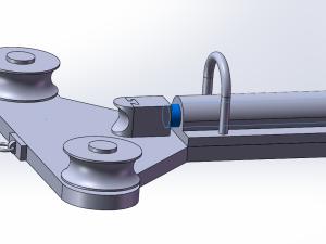 钢筋折弯装置