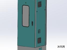 电控柜(600x600x1600)
