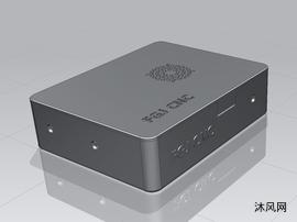 cnc控制盒模型