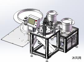 全自动胶管装配机