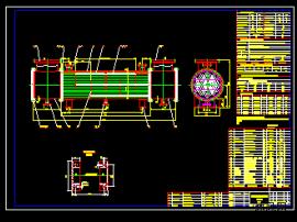 CS2 回收臥式冷凝器