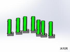 7款NXA17-BL-750W半封絲桿直線模組