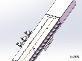 MF7-D电机内置式线性模组