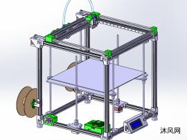 3D Printers打印機