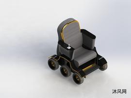 全地形輪椅