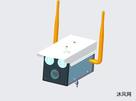 磁铁摄像头设计