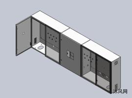 螺杆机组电控箱