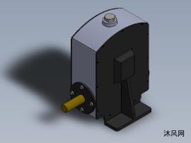 動力傳達蝸輪蝸桿減速器