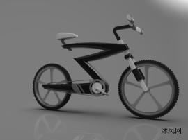 概念自行車設計圖
