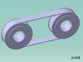 CATIA绘制同步带和同步轮