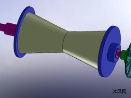 塑料墊布卷軸改造(帶束層,胎體)