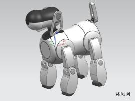 玩具機械狗模型