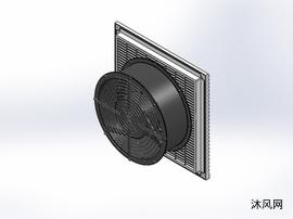 7款TX9806风扇及过滤器 散热风扇