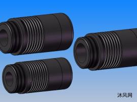VHDT螺纹安装螺母 共3种规格