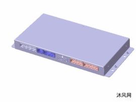 某電池管理系統主控模塊