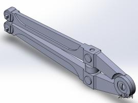 118A带顶部插槽的螺母扳手