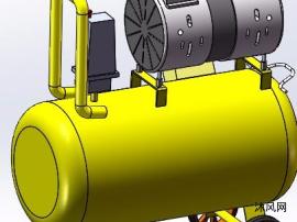 空气压缩机建模图
