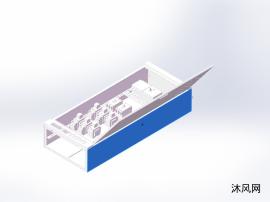 5款 XL-21配電柜 低壓開關柜