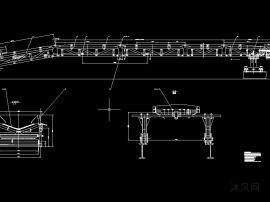输送机-悬挂带式转载机设计