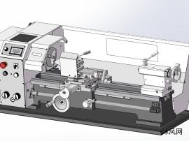 Lathe280X700無級變速家用臺式車床