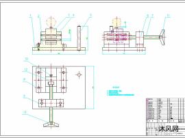 数控磨床砂轮及修磨方案设计